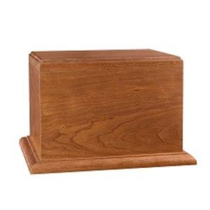 Hardwood Urns
