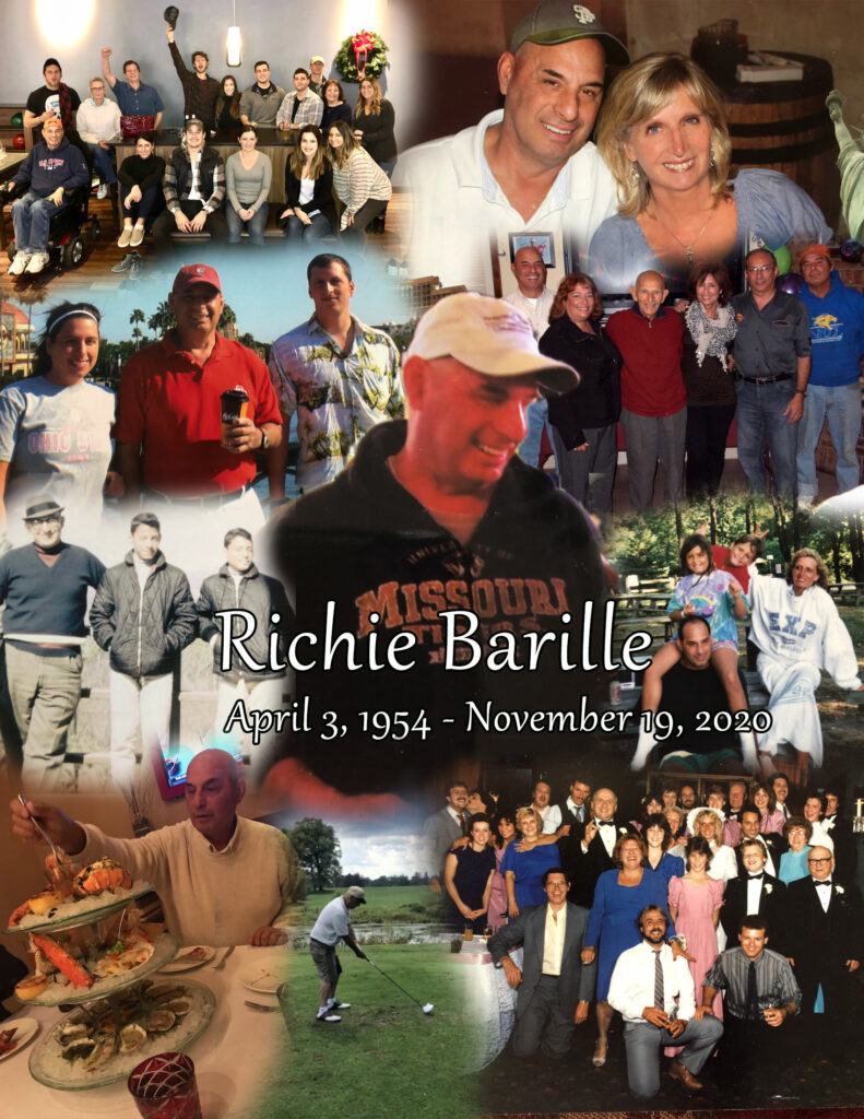 Richie Barille Collage