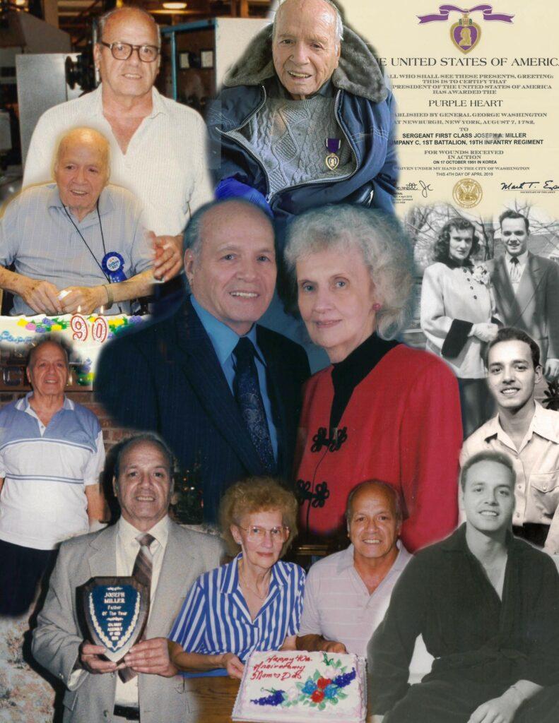 Miller collage