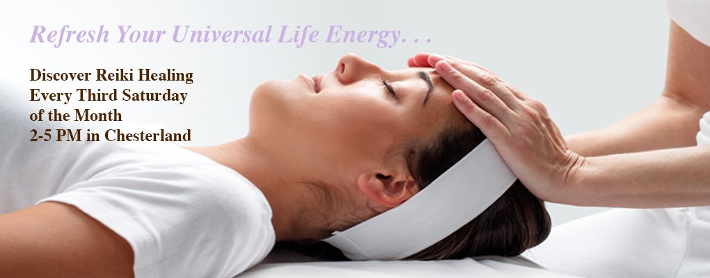 Healing Touch of Reiki