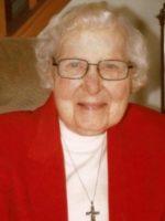 Sr. Jeanmarie Dechant, SND