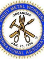 Sheetmetal Local 33 emblem