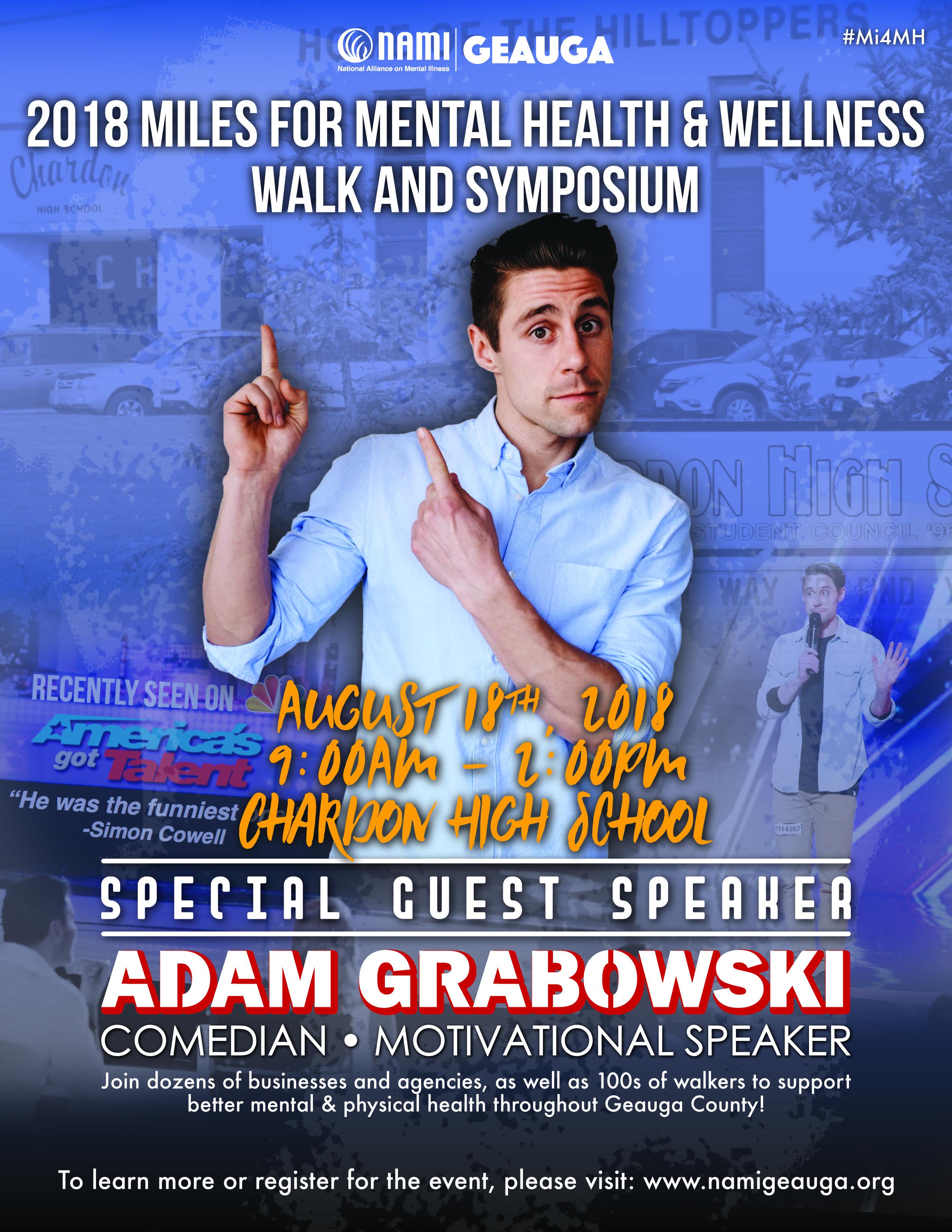 special guest speaker flyer dejohn funeral homes crematory
