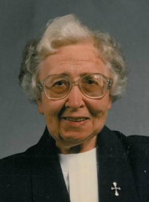 Sr. Ann Gertrude OSU